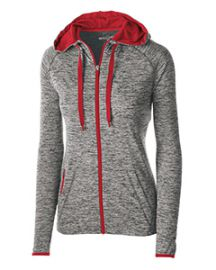 Holloway Ladies' Sof-Tec Primo Dry-Excel™ Force Warm-Up Full-Zip Jacket