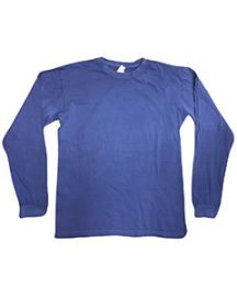Collegiate Cotton Long Sleeve T-Shirt