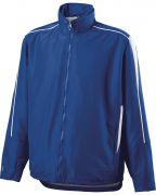Holloway Adult Polyester Full Zip Hooded Aggression Jacket