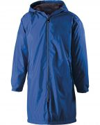 Holloway Adult Polyester Full Zip Conquest Jacket