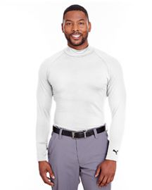 Puma Golf Men's Raglan Long-Sleeve Baselayer