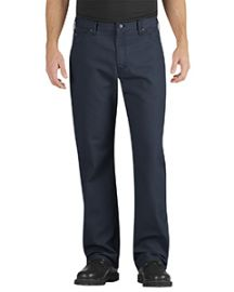 Dickies Unisex Industrial Relaxed Fit Straight Leg Carpenter Duck Jean Pant