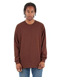 Shaka Wear Adult 7.5-ounce., Max Heavyweight Long-Sleeve T-Shirt