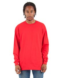 Shaka Wear Tall 7.5-ounce., Max Heavyweight Long-Sleeve T-Shirt