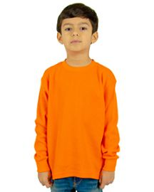 Shaka Wear Youth 8.9-ounce., Thermal T-Shirt