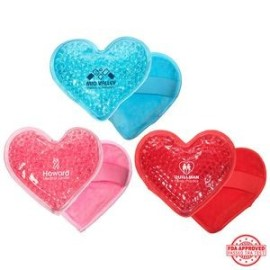 Plush Heart Hot/Cold Therapy Gel Pack