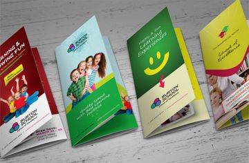Company Brochures/Post cards/Folders/ posters