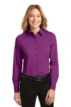 Port Authority® Ladies Long Sleeve Easy Care Shirt